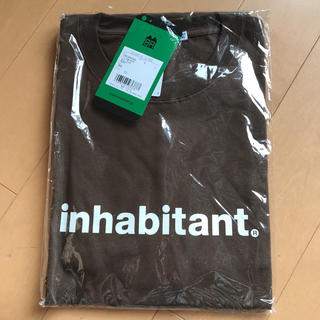 インハビタント Tシャツ 新品