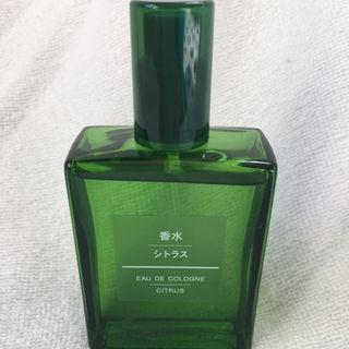 ムジルシリョウヒン(MUJI (無印良品))の無印良品 香水 シトラス(香水(女性用))