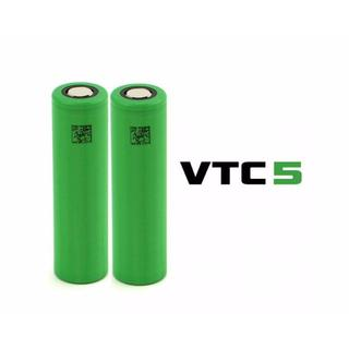 ソニー(SONY)の本物 VAPE用電池 SONY VTC5 2本 新品未使用(タバコグッズ)