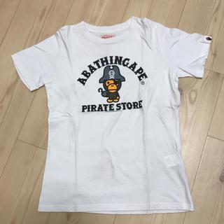 アベイシングエイプ(A BATHING APE)のA BATHING APE  Tシャツ(Tシャツ/カットソー(半袖/袖なし))