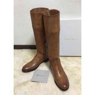 サントーニ(イタリア製高級靴)ブーツ ⭐️新品