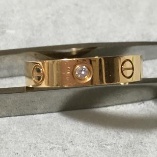 カルティエ(Cartier)のmie様(リング(指輪))