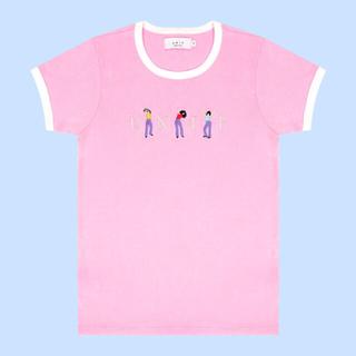 ユニフ(UNIF)のUNIF ユニフ  tango tee 80s レア 完売(Tシャツ(半袖/袖なし))