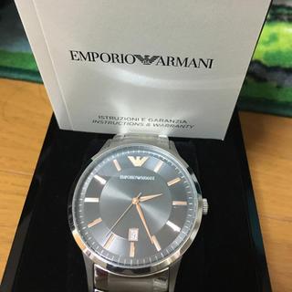 エンポリオアルマーニ(Emporio Armani)のEMPORIO ARMANI 腕時計(腕時計(デジタル))