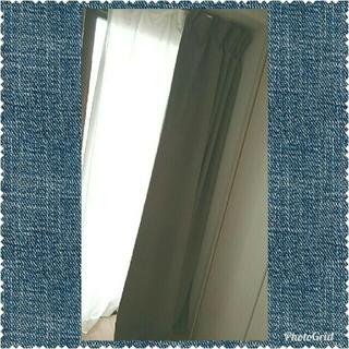 ムジルシリョウヒン(MUJI (無印良品))の無印良品 プリーツカーテン 3枚&防災レースプリーツカーテン 3枚 全6枚 長め(カーテン)