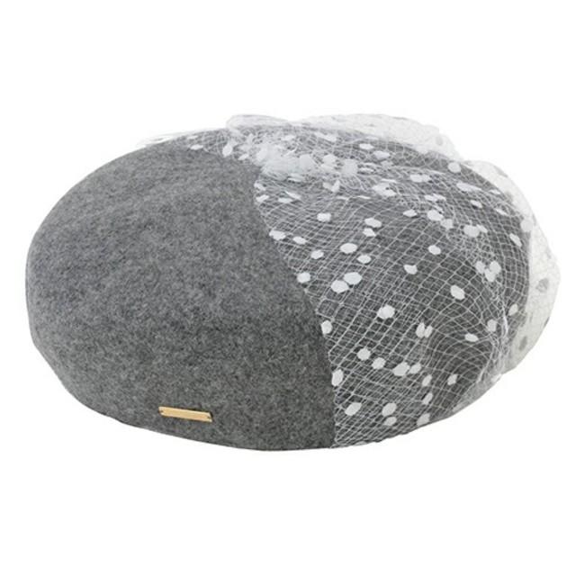 カオリノモリ(カオリノモリ)のカオリノモリ ロマネコ ベレー帽  レディースの帽子(ハンチング/ベレー帽)の商品写真