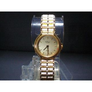 テクノス(TECHNOS)の美品 テクノス La Grandeur スイス製 クォーツ(腕時計)