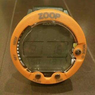 SUUNTO  ZOOP  ダイビングコンピューター