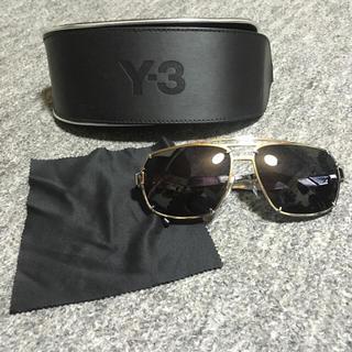 ワイスリー(Y-3)のワイスリーY-3ティアドロップサングラス(サングラス/メガネ)