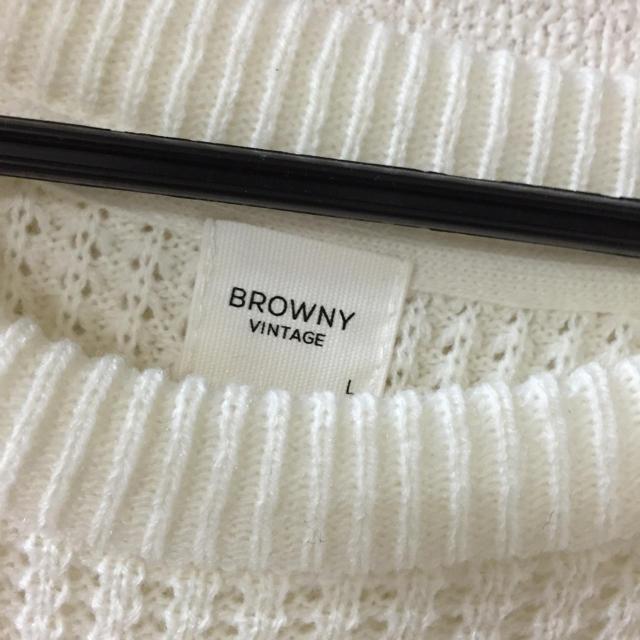 大人気、メンズセーター ホワイト メンズのトップス(ニット/セーター)の商品写真