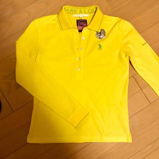 マークアンドロナ(MARK&LONA)の未使用 MARK& LONA マーク&ロナ  長袖ポロシャツ(ウエア)