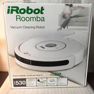 アイロボット(iRobot)のiRobot Roomba 自動掃除機 ルンバ 530 ホワイト(掃除機)