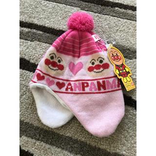 アンパンマン(アンパンマン)の新品♡アンパンマンニット帽(帽子)