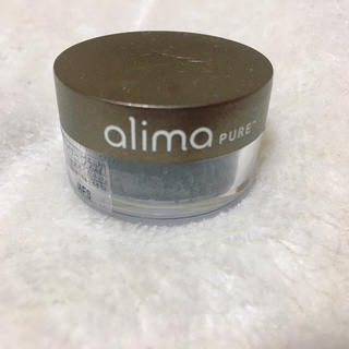 アリマ(ALIMA)の【未使用・新品】alima PURE サテンマットアイライナー(ブラック)(アイライナー)