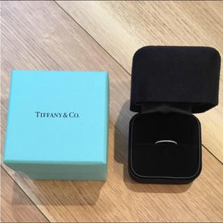 ティファニー(Tiffany & Co.)のみまり様専用 8号♡ ティファニー メトロ リング (リング(指輪))