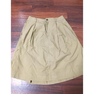 ムジルシリョウヒン(MUJI (無印良品))の無印 スカート 未使用(ひざ丈スカート)