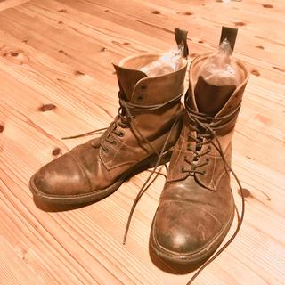 アルフレッドサージェント(Alfred Sargent)のアルフレッドサージェント ブーツ(ブーツ)