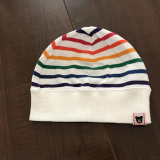 ダブルビー(DOUBLE.B)の限定特価‼️新品♡ダブルビー  帽子(帽子)