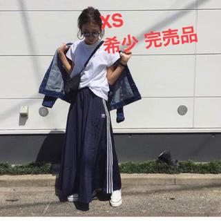 アディダス(adidas)のadidas ラインスカート美品 3/17までお取り置き(ロングスカート)