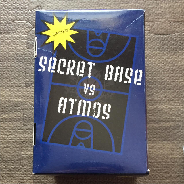Secret Base Daruma Skull X-Ray Full Color Blue Figure