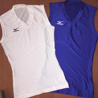 ミズノ(MIZUNO)のミズノタンクトップアンダーシャツ(シャツ)