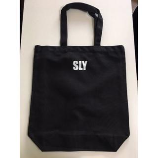 スライ(SLY)のSLY エコキャンバストート(エコバッグ)