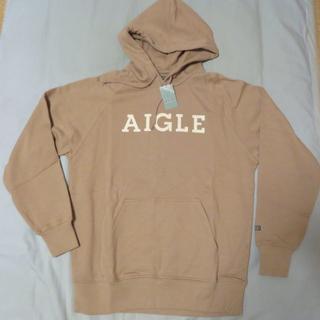エーグル(AIGLE)のAIGLE エーグル スウェットパーカー 新品(スウェット)