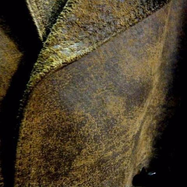 COMME CA ISM(コムサイズム)の本革美品COMMECAISMコムサイズムレザージャケット メンズのジャケット/アウター(レザージャケット)の商品写真