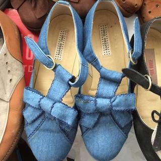 ピンクハウス(PINK HOUSE)のカネコイサオ シューズ ‼️ ピンクハウス(ローファー/革靴)