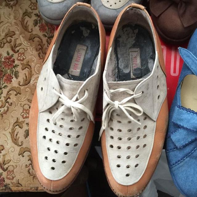PINK HOUSE(ピンクハウス)のピンクハウス シューズ 激安❹‼️ レディースの靴/シューズ(ローファー/革靴)の商品写真