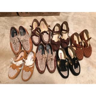 ピンクハウス(PINK HOUSE)のまとめ売り‼️ピンクハウス、カネコイサオ、ワンダフルワールド 靴(ローファー/革靴)