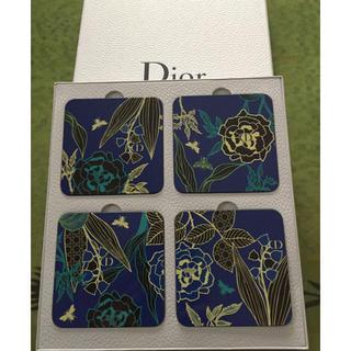 クリスチャンディオール(Christian Dior)のクリスチャンディオール コースター(その他)