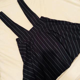 マーキュリーデュオ(MERCURYDUO)の♡mercuryduo♡ストライプスカート♡(ミニスカート)