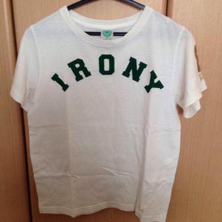 アイロニー(IRONY)のTシャツ(Tシャツ(半袖/袖なし))