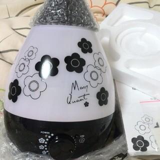 マリークワント(MARY QUANT)のマリクワ アロマ加湿器 新品(加湿器/除湿機)