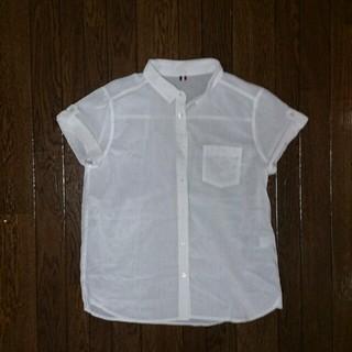 ジーユー(GU)のGU シャツ(シャツ/ブラウス(半袖/袖なし))