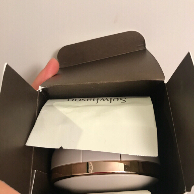 雪花秀(ソルファス)の新品雪花秀(ソルファス) パーフェクティング クッションファンデーション コスメ/美容のベースメイク/化粧品(ファンデーション)の商品写真
