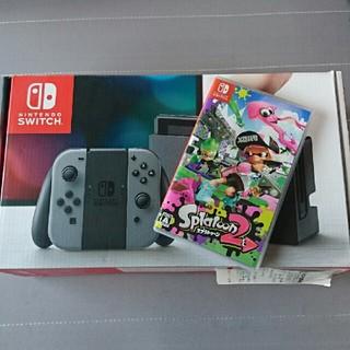 ニンテンドースイッチ(Nintendo Switch)のかず様専用です(家庭用ゲーム機本体)