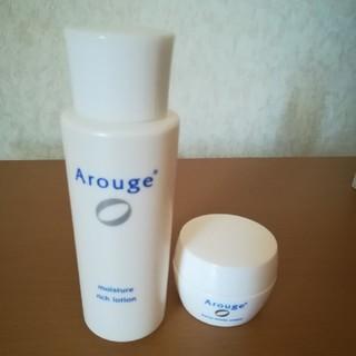アルージェ(Arouge)の■アルージェ ローションとクリームのセット(化粧水/ローション)