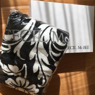 セシルマクビー(CECIL McBEE)のセシルマクビー ブランケット(毛布)