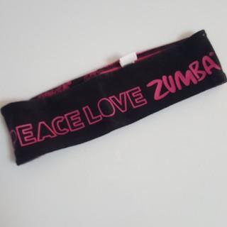 ズンバ(Zumba)のZUMBA ヘアバンド(トレーニング用品)