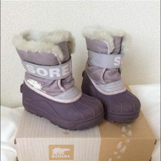 ソレル(SOREL)のソレル スノーコマンダー ブーツ 15cm(ブーツ)