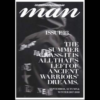 〈3冊セット〉commons & sense man issue 23(その他)