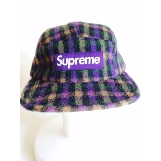 e5bf4d23f22 Supreme - Supreme wool Plaid Camp Capの通販 by CARSWAY.COM ラクマ ...