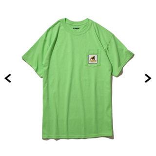 エクストララージ(XLARGE)のXLARGE  WALKINGAPE Tシャツ グリーン(その他)