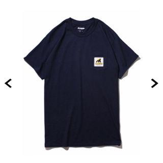 エクストララージ(XLARGE)のXLARGE  WALKINGAPE Tシャツ ネイビー(その他)