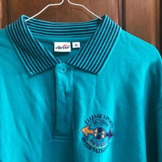エレッセ(ellesse)のellesse ポロシャツ ビンテージ(ポロシャツ)