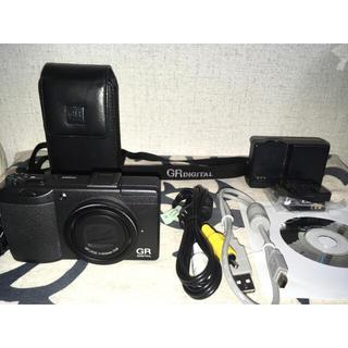 リコー(RICOH)のRICOH RG DIGITAL Ⅲ(コンパクトデジタルカメラ)