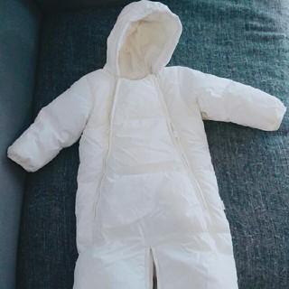 2f90a354f7e3c8 ベビーギャップ(babyGAP)の出産準備ダウンジャケットジャンプスーツ外出防寒出産babygap