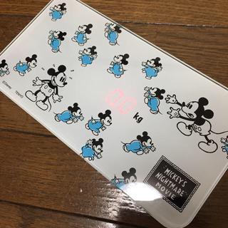 ディズニー(Disney)のミッキー 体重計♡(体重計)